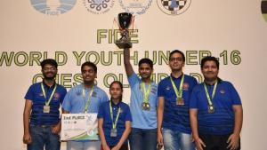 Team India takes Silver in World Youth Olympiad's Thumbnail