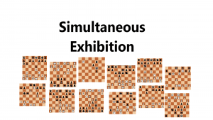 Simultaneous Exhibition