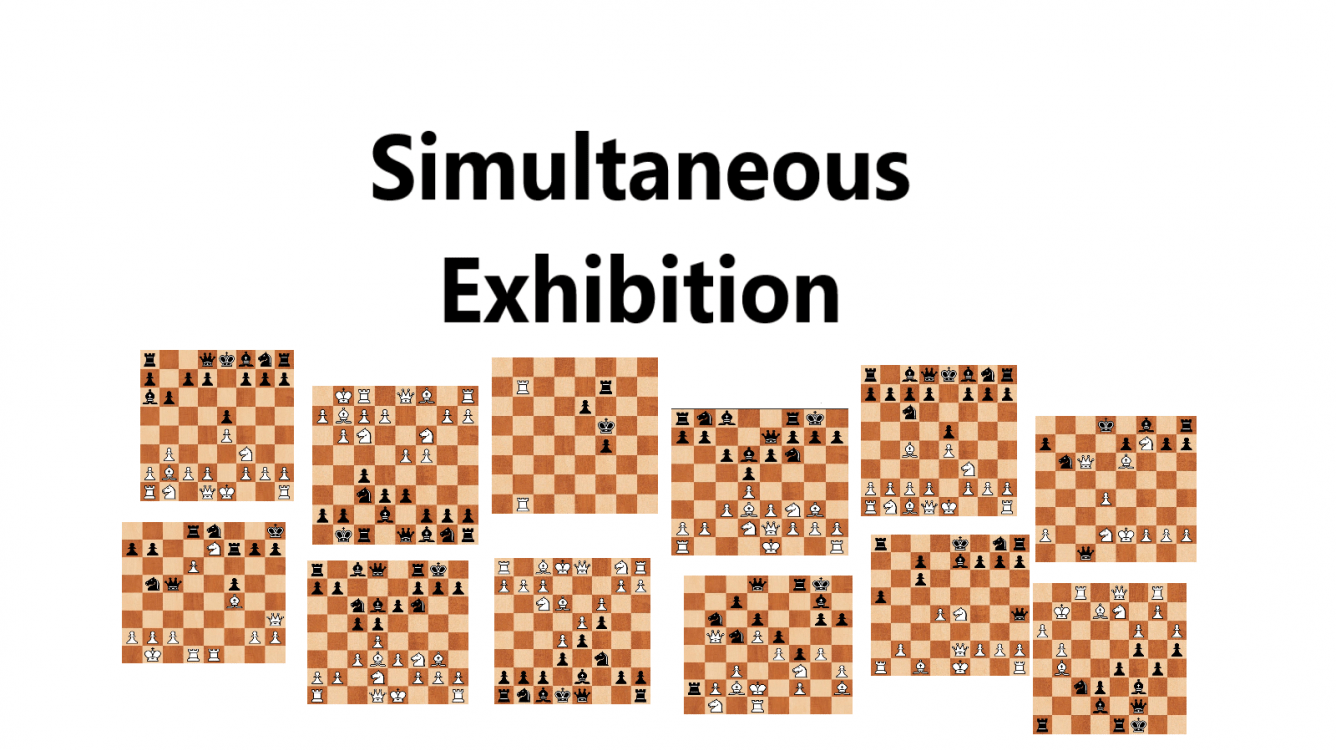 Simultaneous Exhibition