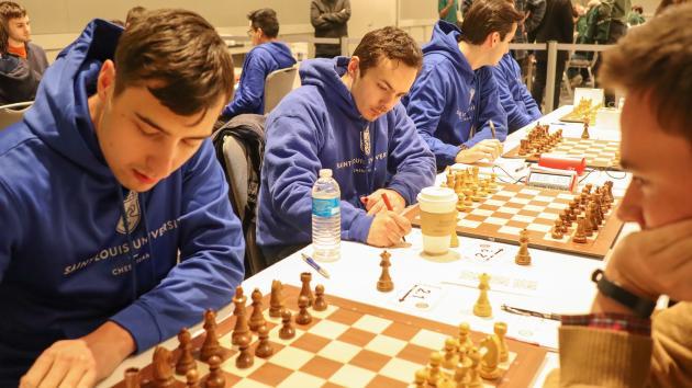 Ipatov ve Ali Marandi 2018 Pan Amerikan Üniversiteler Arası Takım Satranç Şampiyonasında Yarışıyor!