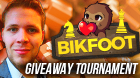 Bikfoot's Prime Prize Tournament... the results!