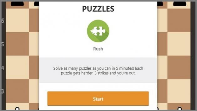 Puzzle Rush: My statistics and a lot of Fun (+ Video)