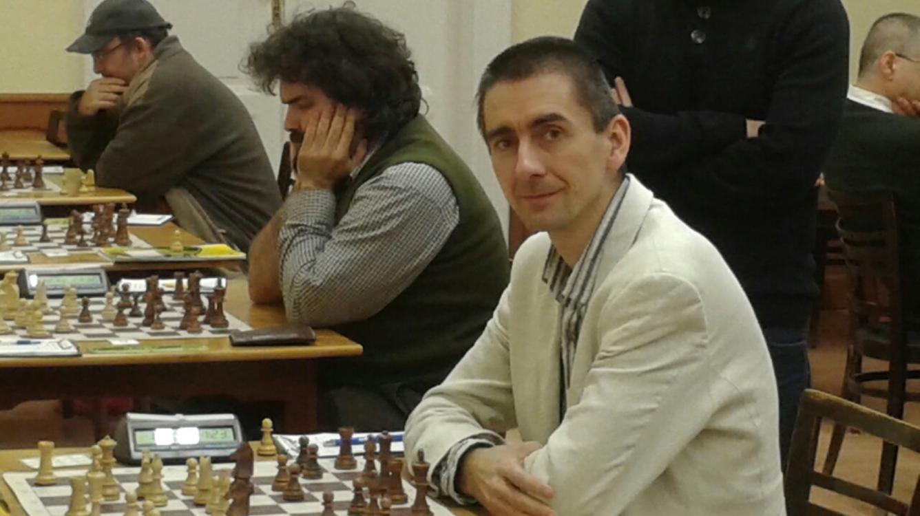 Round 3 for the Grandmaster title - Victory with the Dragon