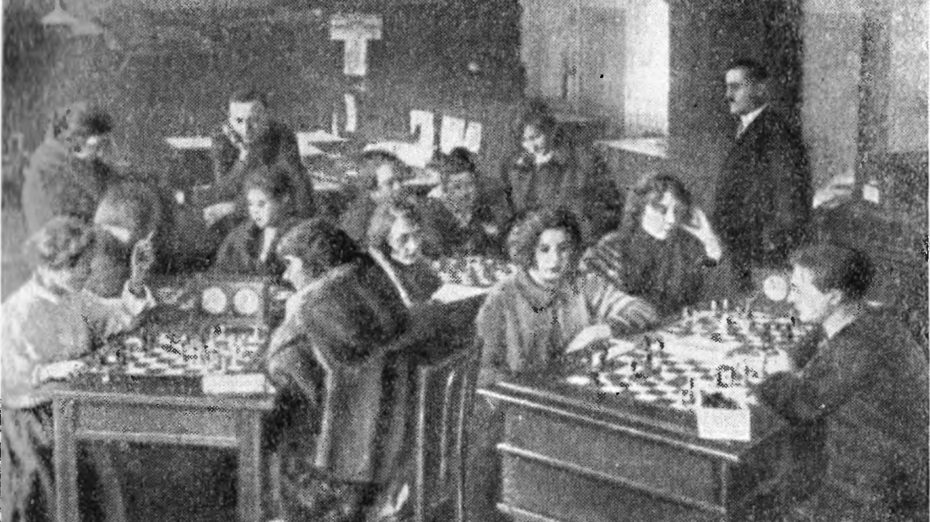 """""""Why We Got Flogged?"""" Thoughts of a Woman Chess Player (1929)"""