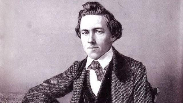 My Favorite Game Of. Number 17. Paul Morphy.