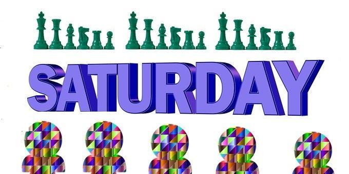 Saturday Chess (#1)