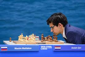 Giri Strikes Again! Wins with Black Against Rapport!