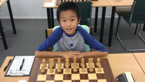 CM Goh Zi Han takes joint second place at George Trundle Qualifiers!