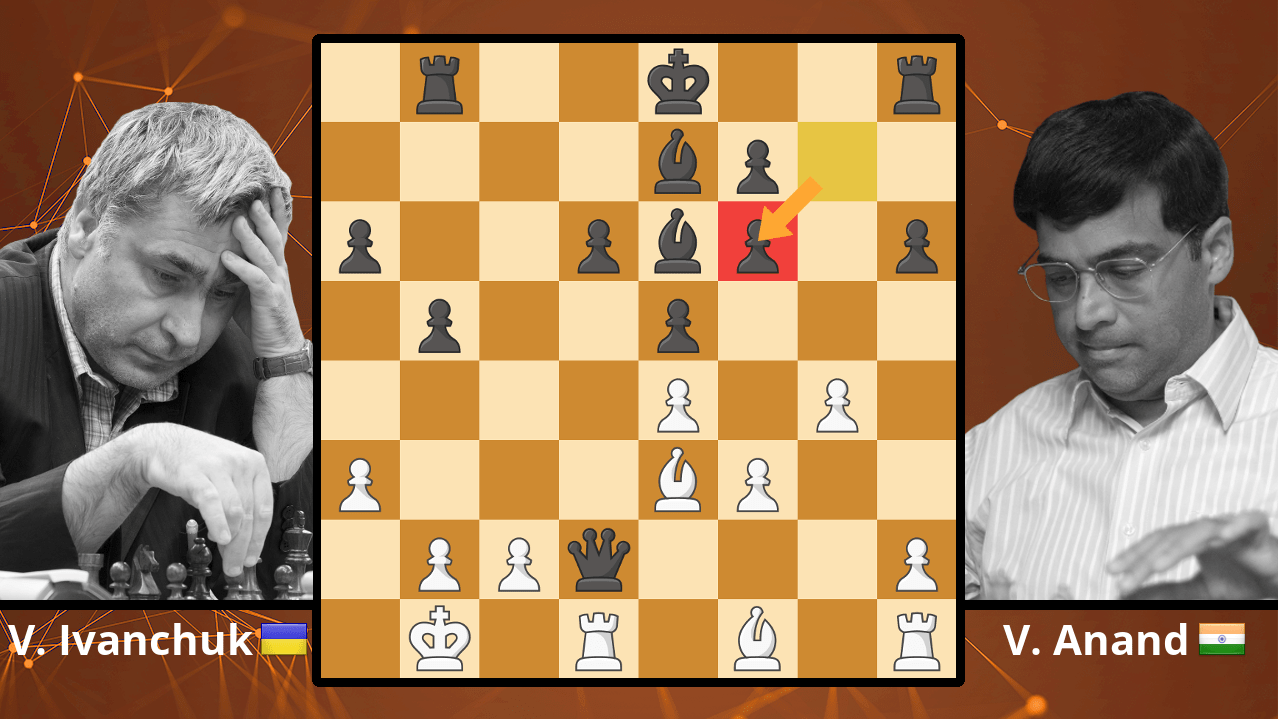 Anand's Positional Chess Masterpiece? Ivanchuk vs. Anand, 1992