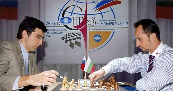 Kramnik quits professional chess