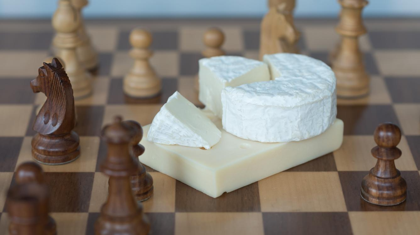 On Chess and Cheese