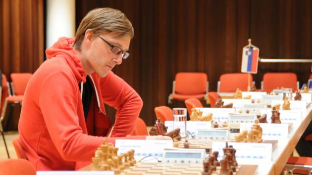 Road to the Grandmaster title - A good Titled Tuesday
