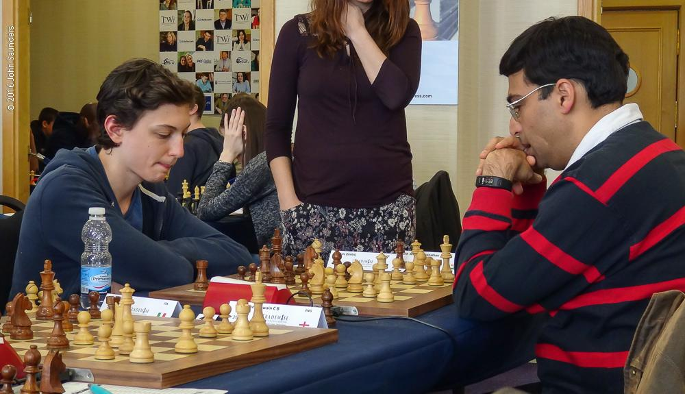 Road to the Grandmaster title - Strong start in the London system