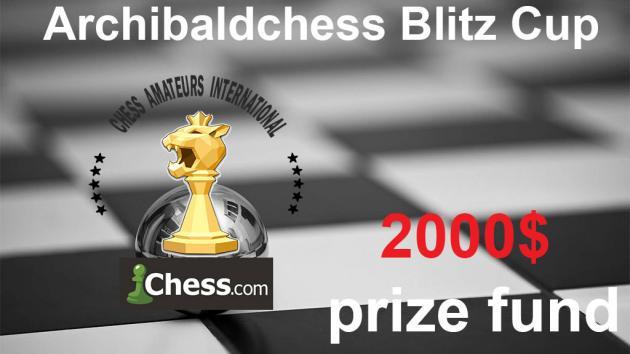 Archibaldchess Blitz Cup