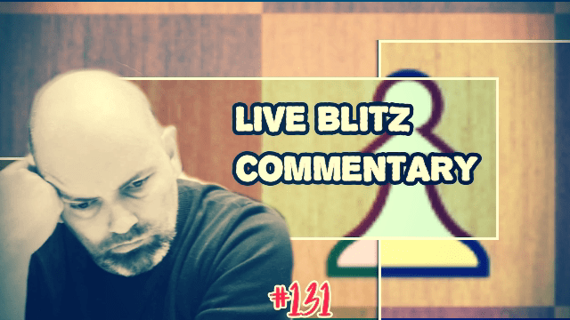 Playing in Live Chess vs an International Master - Video Commentary