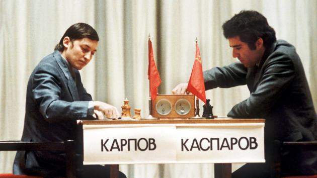 Road to the Grandmaster title - Kasparov and the advanced passed pawn