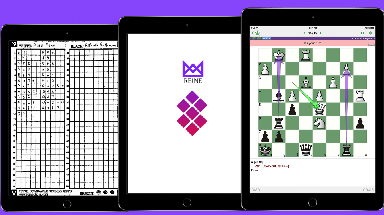 Scannable Scoresheets (free!) - Chess com