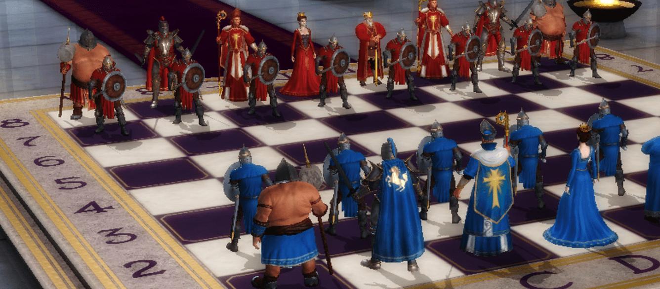 My favorite miniature of chess?