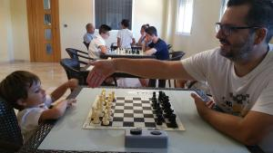 Road to the Grandmaster title - Torre-attack - Activity is the key