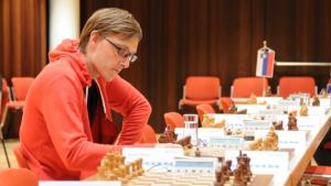 Road to the Grandmaster title - Victory against Grandmaster Matej Sebenik