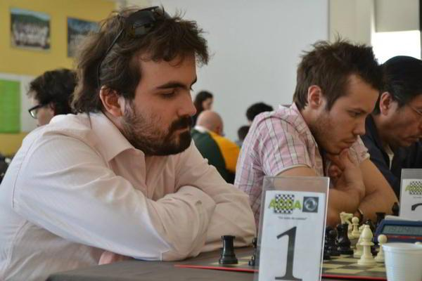 Road to the Grandmaster title - The Rossolimo Struggle