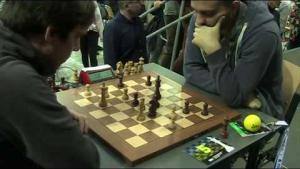 Road to the Grandmaster title - Trap in the London system