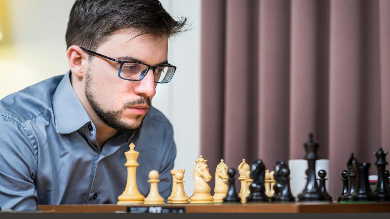 Road to the Grandmaster title - Winning chance against Maxime Vachier-Lagrave