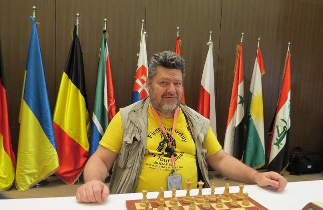 Road to the Grandmaster title - First Saturday Grandmaster Tourney in Budapest