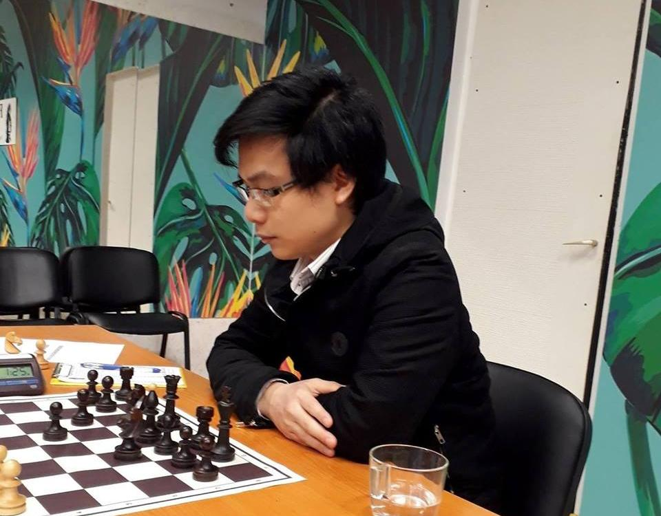 Road to the Grandmaster title - Game 20 - Queenside attack in the London system