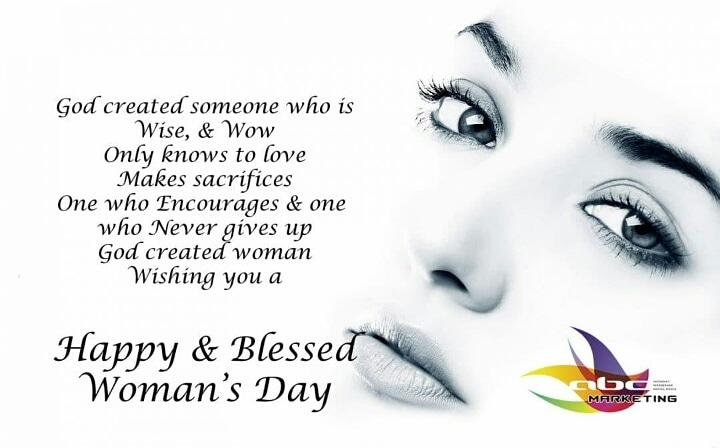 Happy & Blessed Women's Day to all my Females Chess Friends