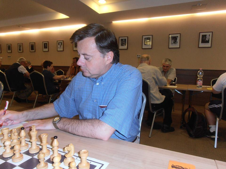 Road to the Grandmaster title - Game 25 - A nice attack in the Slav defense