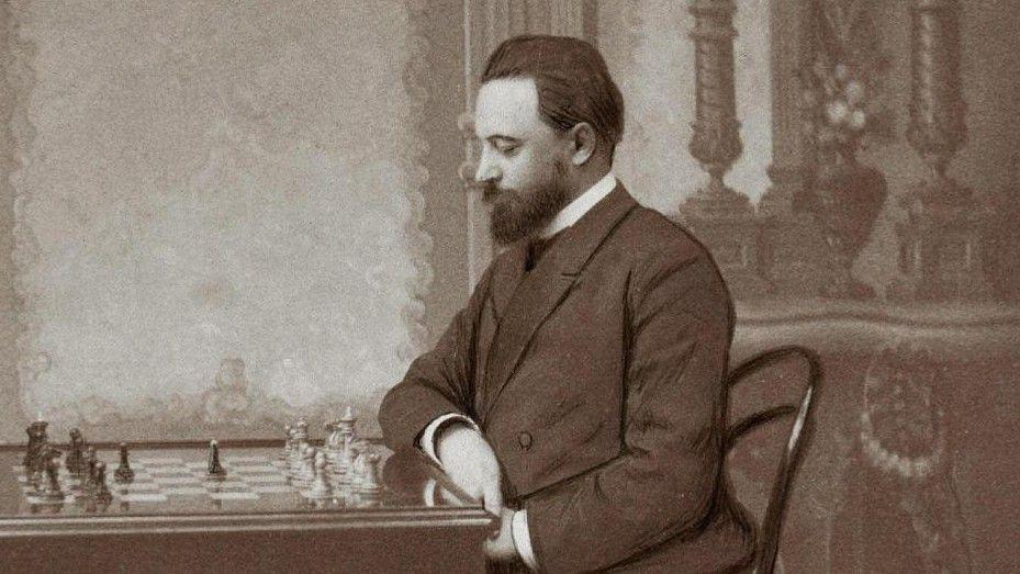 Mikhail Chigorin, the lover of chess problems