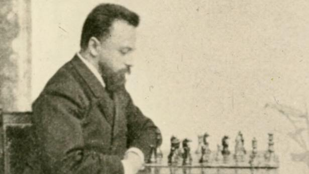 Mikhail Chigorin, the lover of chess problems #3
