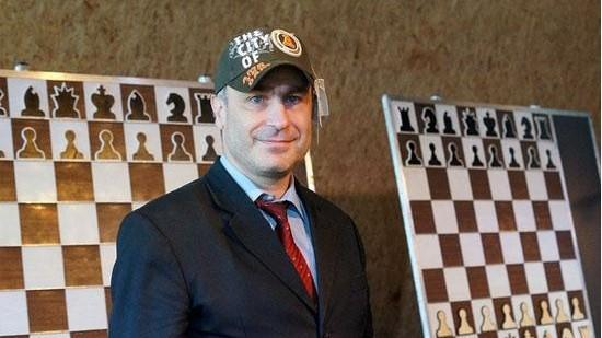 My Favorite Game Of. Number 18. Vassily Ivanchuk.