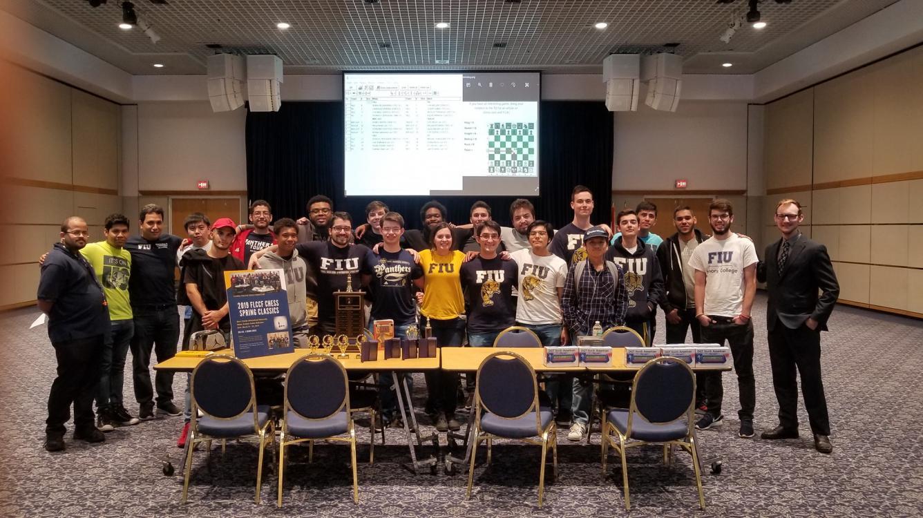5th Annual Florida Collegiate Chess Championship