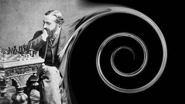 Johannes Zukertort, the shady figure of the 19th century chess...