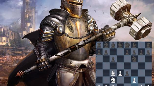 Hammer of Von Hennig (one Secret Gambit about)
