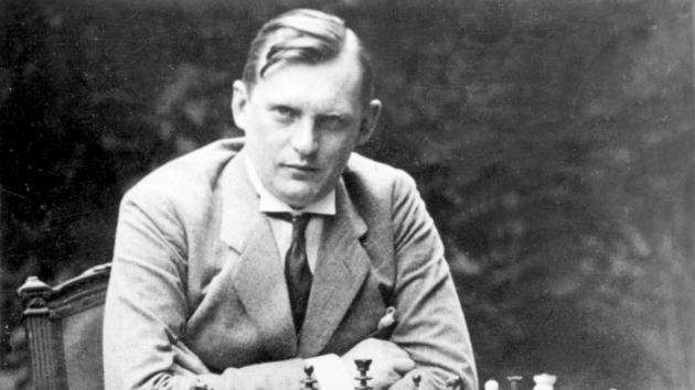A trap in the Alekhine defense