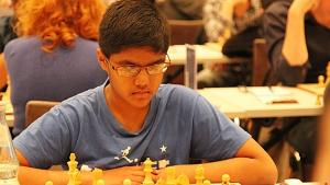 12 year old Siddarth Jagadeesh makes IM norm in the ultra-strong Grenke Open.