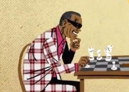 Would You Play Chess Against Ray Charles?