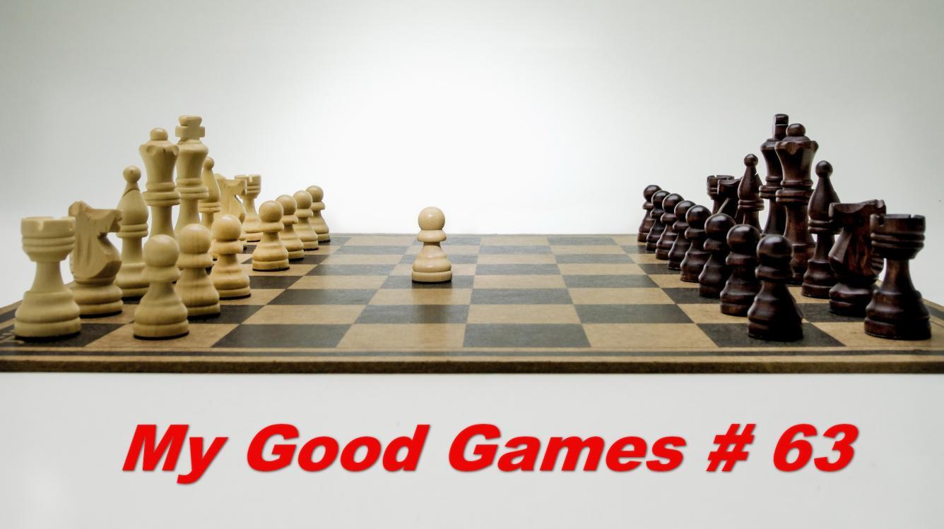 My good games at this week #63