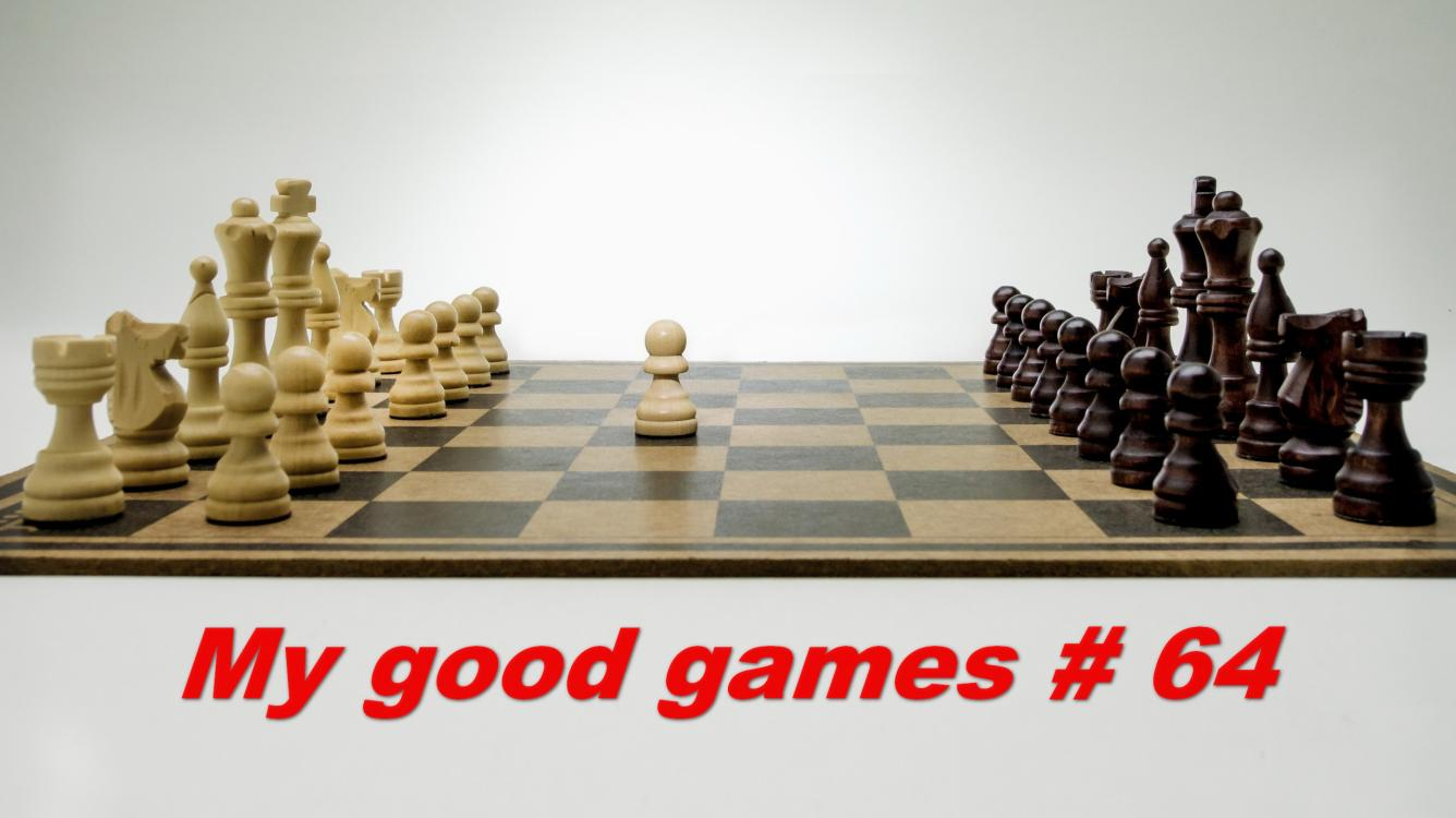 My good games at this week #64