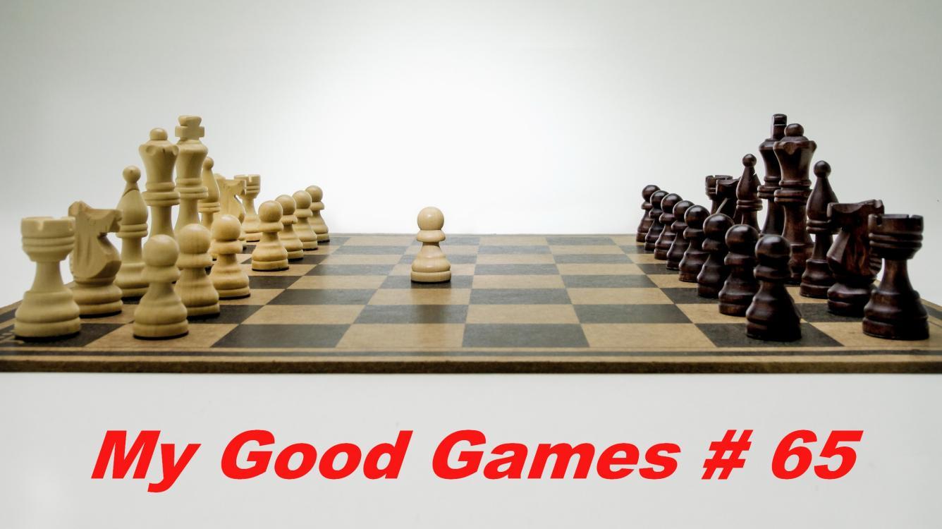 My good games at this week #65