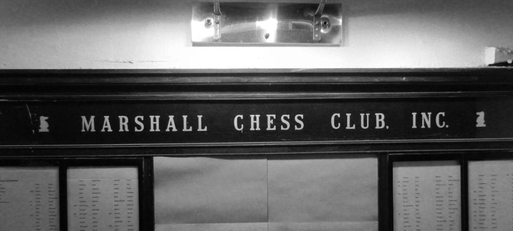 At 54, winning at the Marshall and setting a 2270 USCF rating record