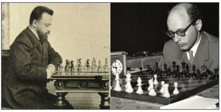 Chigorin and Bronstein- Two Great Pioneers, Part I