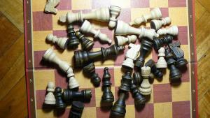 Studying Chess Tactics