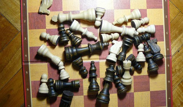 Studying Chess Tactics