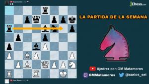 La Partida de la Semana #9: Cómo jugar la Española con negras