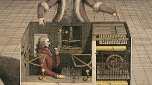 The History of Computer Chess - Part 1 - The 'Mechanical' Turk