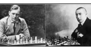 1912 to 1924- Formative Years for Alekhine